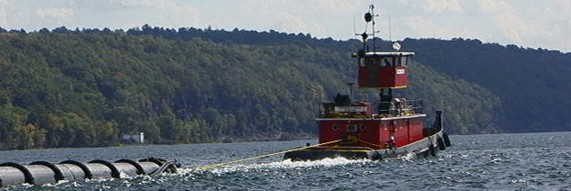 Lake Source Cooling Project – Cornell University