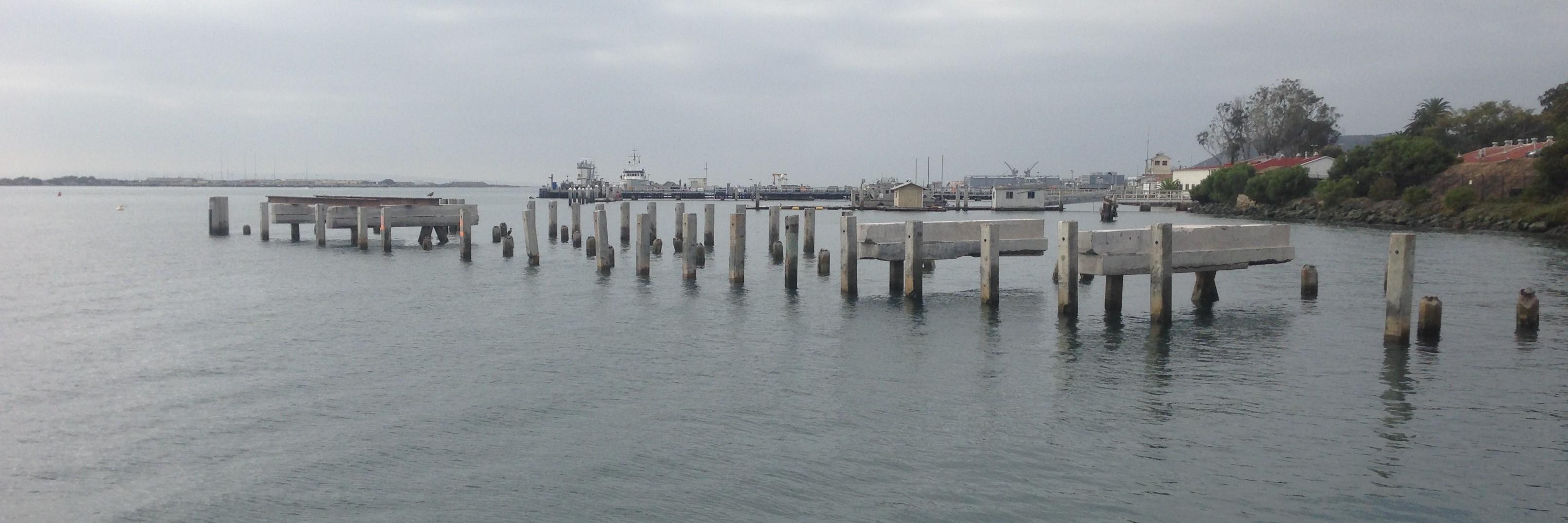 Fender Design – UCSD Nimitz Pier & Wharf