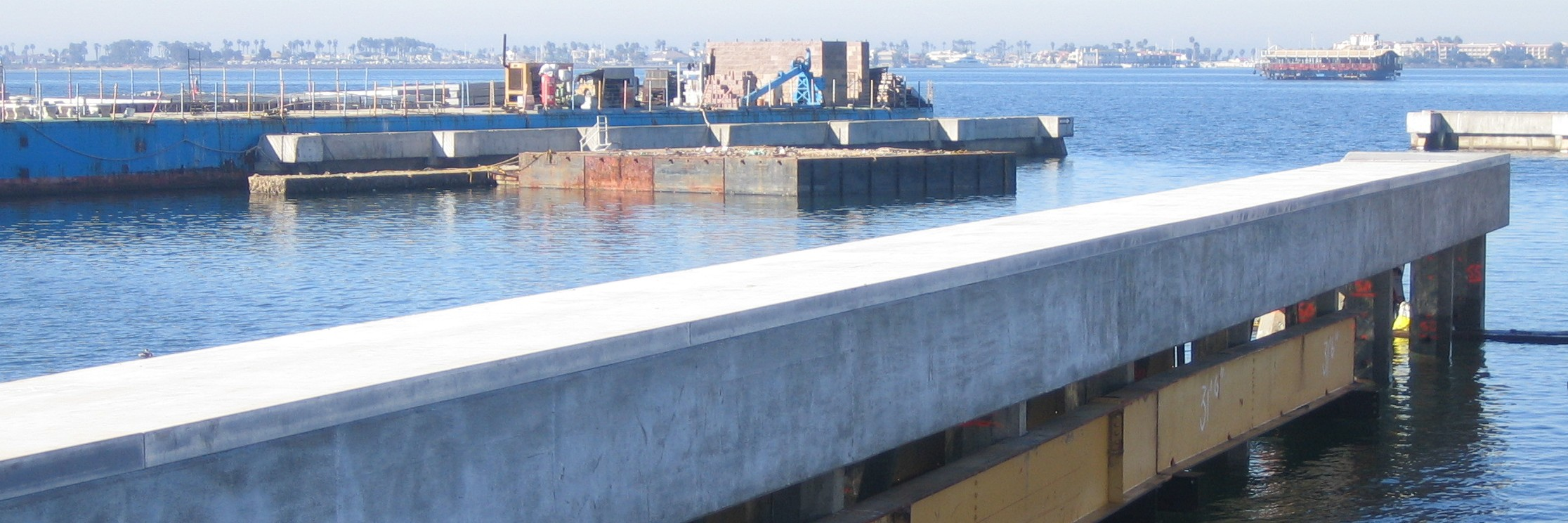 Boat Hoist Pier – 660 MT
