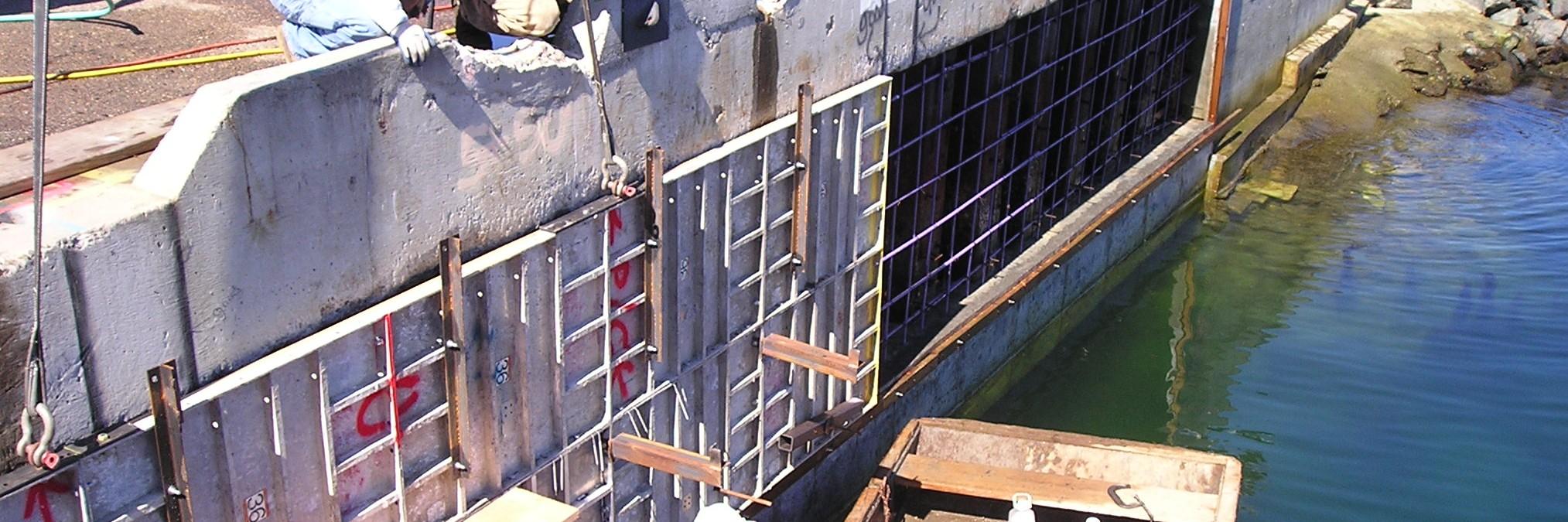 Quaywall Repairs at Pier 5002