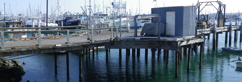 Driscoll's Wharf Upgrade
