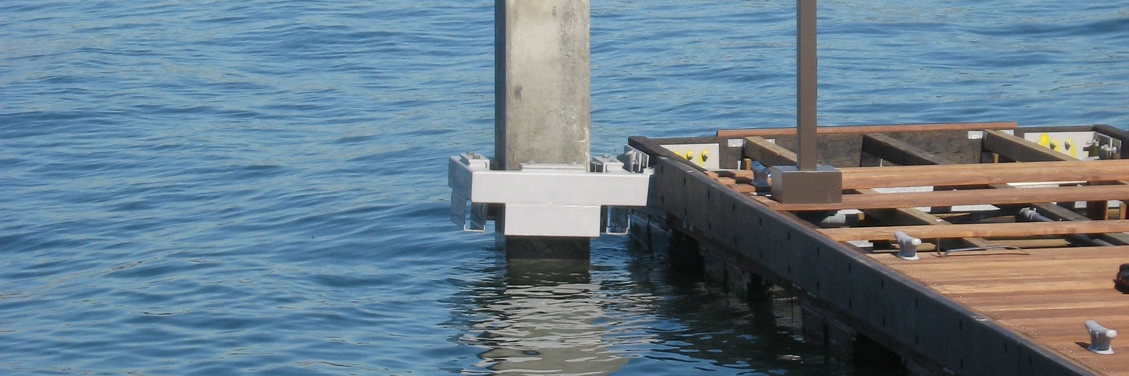 Pier 17 Floating Dock