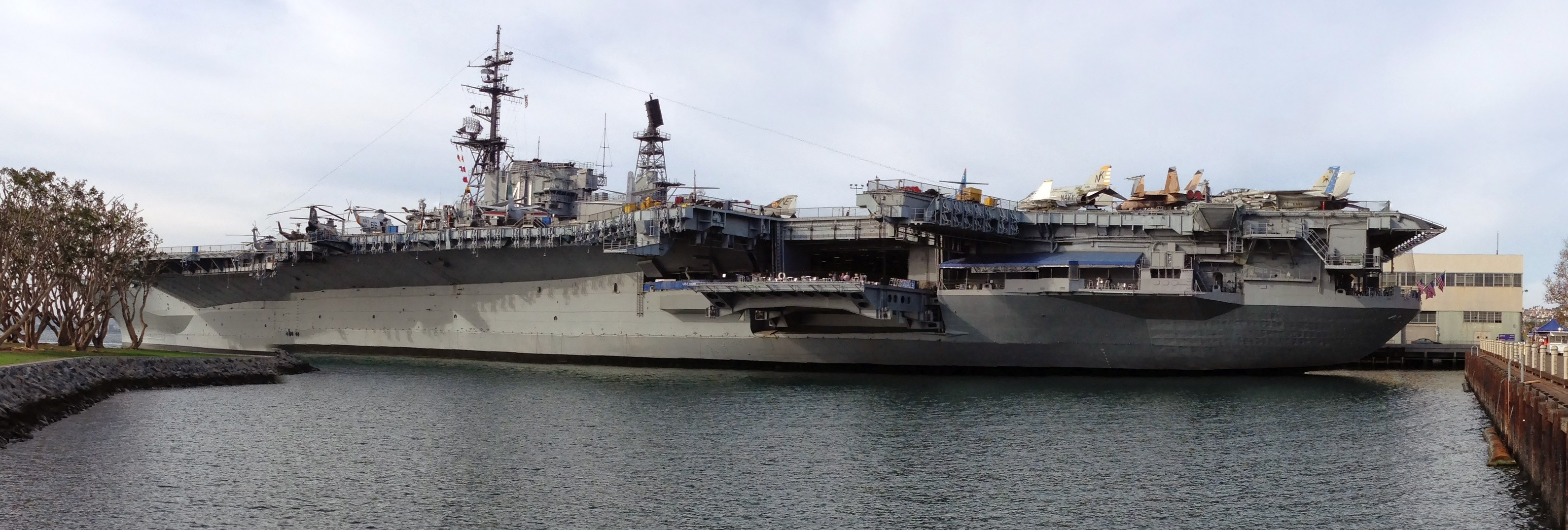 Onboard Midway – Structural Services