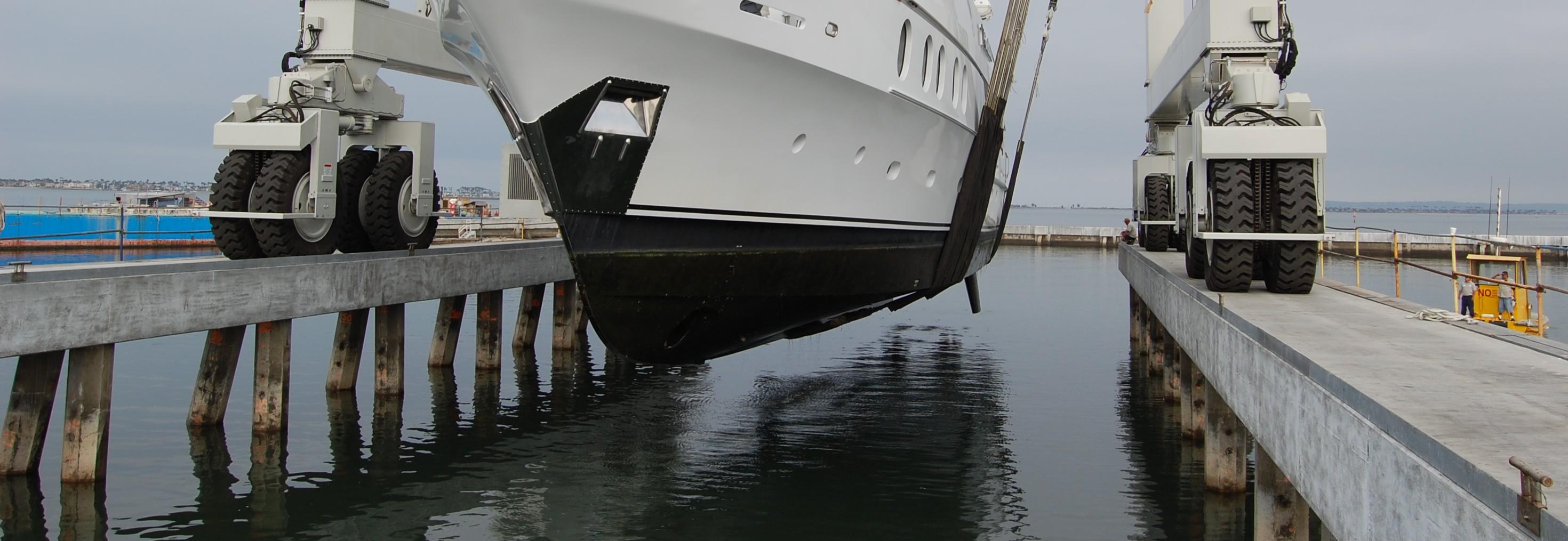 Boat Hoist 01